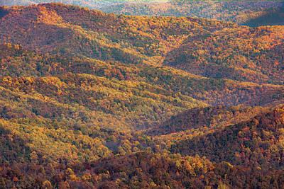 Autumn Blanket Poster