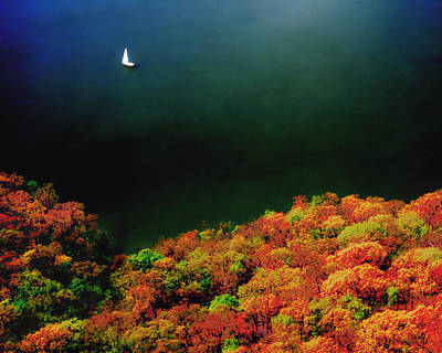Autumn Breeze Poster by Don Spenner