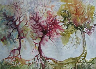 Autumn Colors Poster by Elena Oleniuc