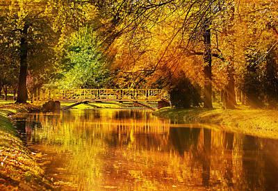 Autumn Colors Poster by Ivan Vukelic