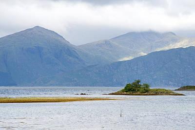Autumn In Isle Of Skye, Uk Poster