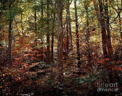 Autumn Is Stirring Poster