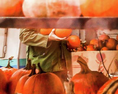 Autumn Plenty -  Poster