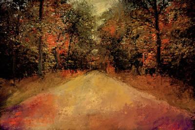 Autumns Approach Poster