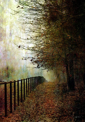 Autumns Path 7864 Idp_2 Poster