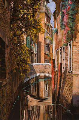 autunno a Venezia Poster