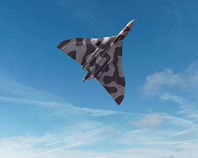 Avro Vulcan -1 Poster