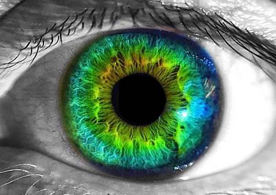 Aye Eye Poster