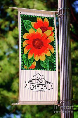 Azalea Festival Poster
