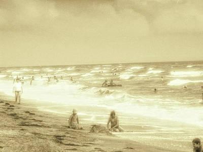 Azov Sea-seascape Poster