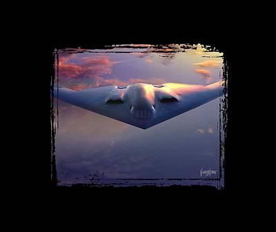 B-2 Spirit No. 3 Poster