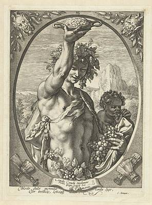 Bacchus God Of Ectasy Poster