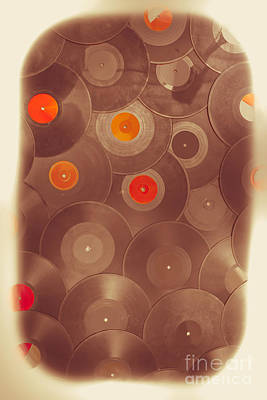 Background Music Poster by Jorgo Photography - Wall Art Gallery