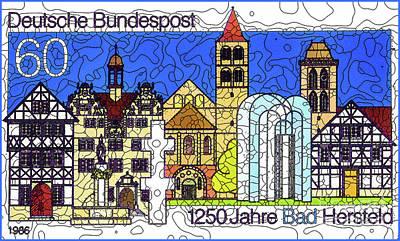 Bad Hersfeld Poster