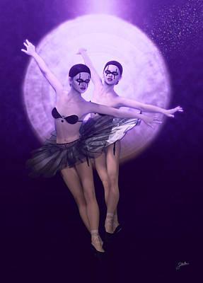 Bailarinas De Satanas Poster
