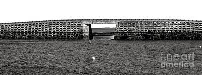 Bailey Island Bridge Poster