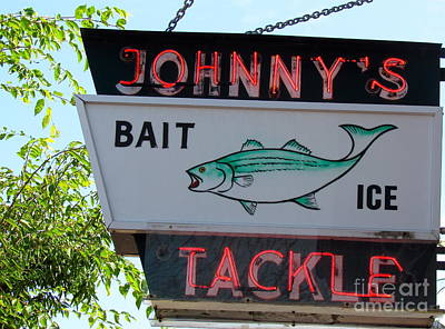 Bait And Tackle Poster