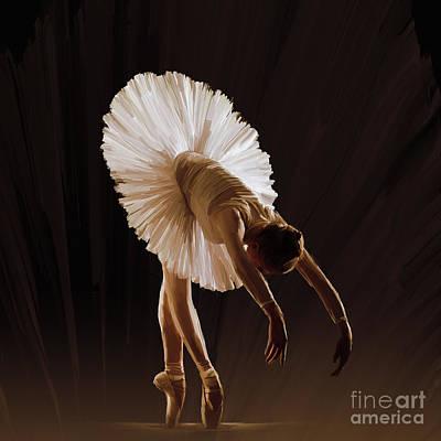 Ballerina 4321o Poster