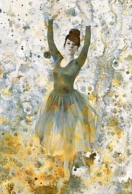 Ballerina Girl  Poster