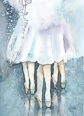 Ballerinas Poster