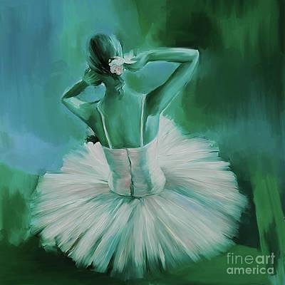 Ballet Dance 044ec Poster