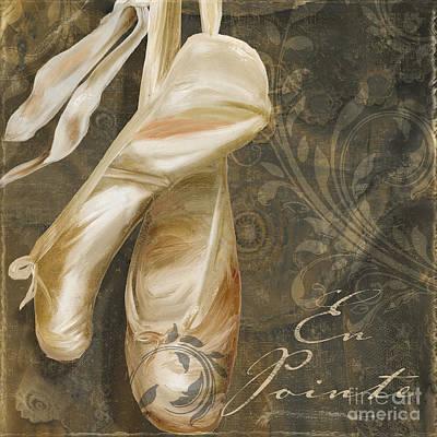 Ballet Danse Poster
