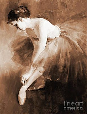 Ballet Girl 012 Poster