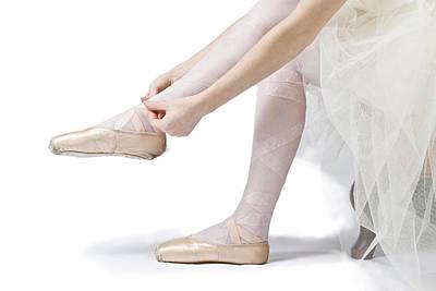 Ballet Points Poster