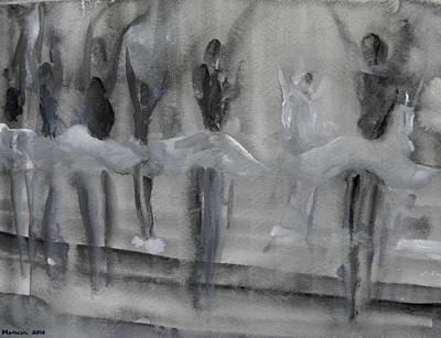 Ballet Sleeping Beauty Poster