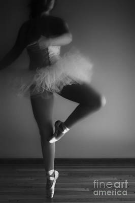 Ballet Slippers Poster by Margie Hurwich