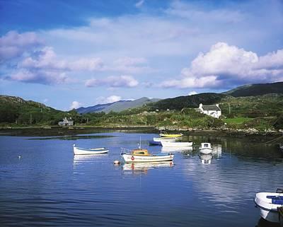 Ballycrovane Harbour, Beara Peninsula Poster