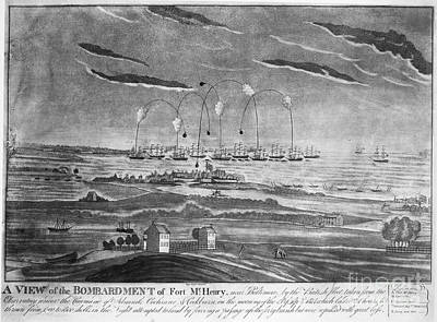 Baltimore: Fort Mchenry Poster