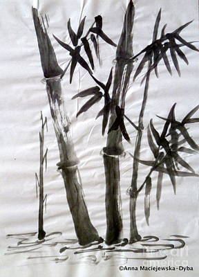 Bamboo Grove 6 Poster