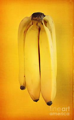 Bananas Poster by Andreas Berheide