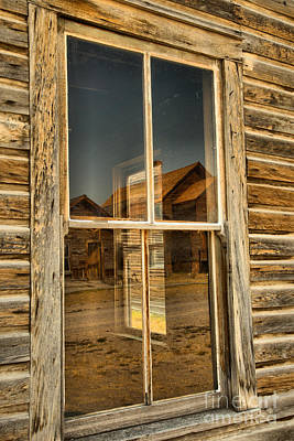 Bannack Multiple Reflections Poster