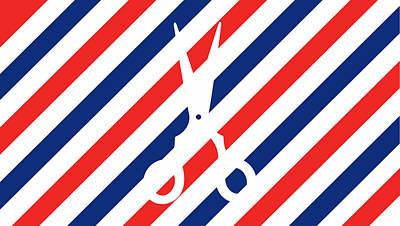 Barber Cut Poster