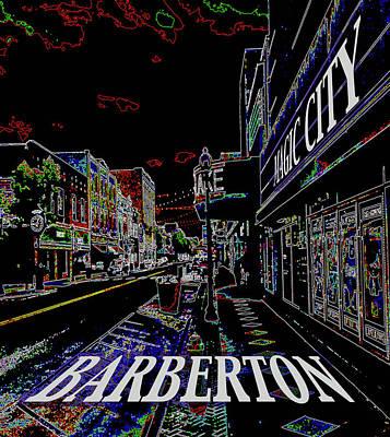 Barberton The Magic City Poster
