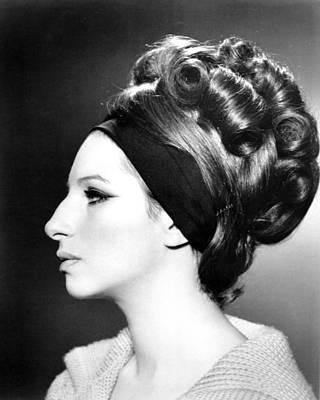 Barbra Streisand, Portrait Poster