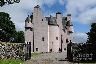 Barcaldine Castle Poster by Nichola Denny