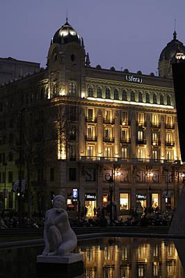 Barcelona Spain Poster