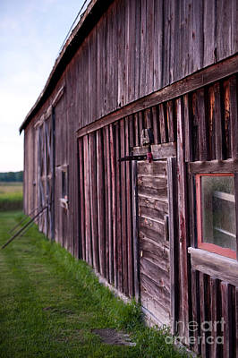 Barn Door Small Poster