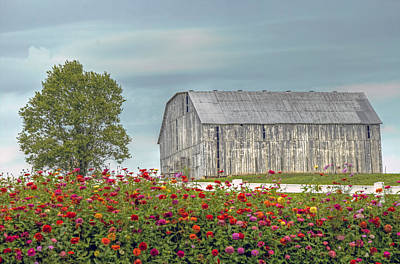 Barn With Charm Poster
