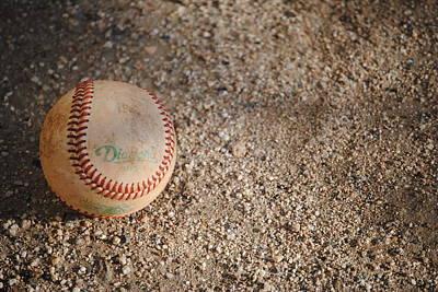 Baseball Poster by Bransen Devey