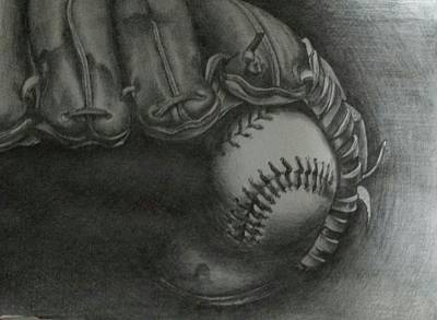 Baseball  Poster by Daria Snow