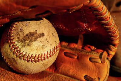 Baseball Memories Poster