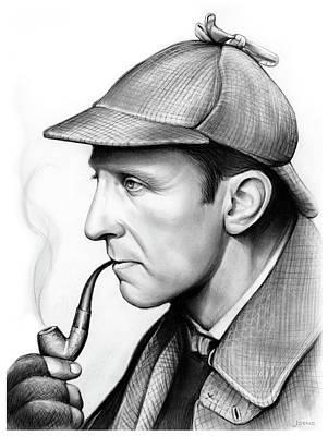 Peter Cushing Poster by Greg Joens