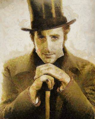 Basil Rathbone Hollywood Actor Poster