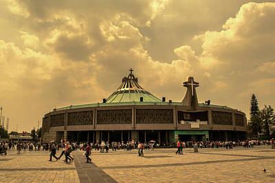 Basilica De Guadalupe - Mexico I Poster
