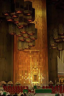 Basilica De Guadalupe - Mexico V Poster