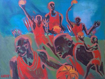 Basketball Soul Poster
